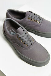 Vans Authentic Classic ERA Sneakers Canvas Women Mens Of The Wall Gold Mono New $59.99