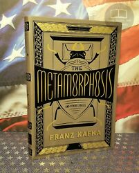 NEW The Metamorphosis and Other Stories by Franz Kafka Bonded Leather Softcover