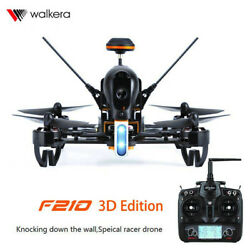 Walkera F210 3D Racing Quadcopter with DEVO 7 Radio Transmitter Ready to fly Kit $349.00