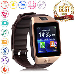 Bluetooth Smart Wirst Watch Phone Mate For Android Samsung S9 S8 Plus LG K8 K10