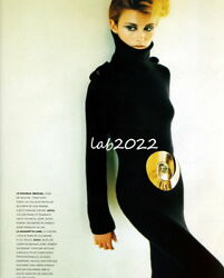 GUCCI TOM FORD 1996 IMPORTANT RUNWAY MILITARY KNIT DRESS