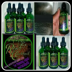 The Root Cocktail for thinning hair and itchy scalp. $12.00