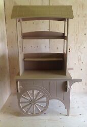 Candy Cart with Shelves 1.95m High For Weddings amp; Events GBP 210.00
