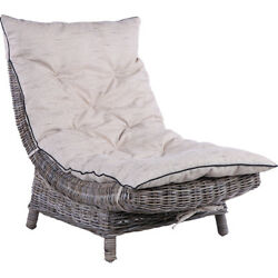 Moon Lazy Chair made by Chic Teak