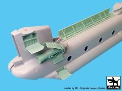 Black Dog 1 48 CH 47 Chinook Helicopter Big Detail Acc. Set for Italeri A48052 $51.31