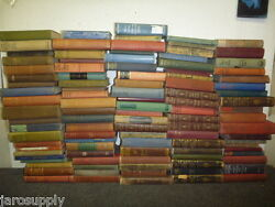 Lot of 10 Antique Collectible Vintage Old Rare Hard To Find Books *MIX UNSORTED* $24.95