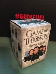 New Geek Fuel Vol.1 Exclusive Game of Thrones Night King Titans Figure Sealed $5.88