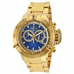 Invicta 14501 Men's Subaqua Gold-Tone Quartz Watch