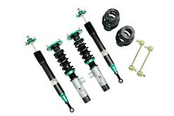 MEGAN RACING EURO II ADJUSTABLE COILOVERS FOR BMW 3 SERIES E46 1999-2005 RWD
