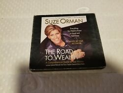 The Road to Wealth by Suze Orman 5 CD Pk