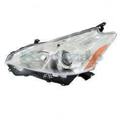 For 12 14 Prius V Wagon 1.8L Front Headlight Headlamp Head Light Lamp Left Side $187.95