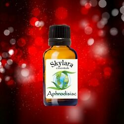 Aphrodisiac - 100% Pure Organic Essential Oil Blend - Free Shipping