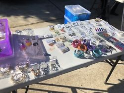 Bulk Jewelry Lot Over 1100 Pieces