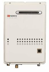 NORITZ® OUTDOOR PROPANE TANKLESS WATER HEATER 120000 BTU 5.0 GPM