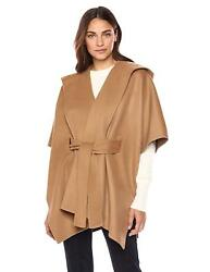 Theory Women's Hooded Poncho