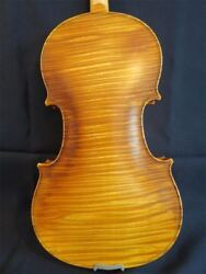 Strad style SONG Brand professional 44 violin concert violin great flame #11033