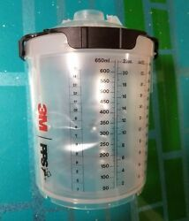 3M PPS 2.0 Starter Kit Standard Size Hard Cup plus 10 Lids and Liners $35.99