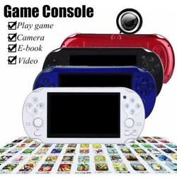 4.3'' 8GB 32Bit 10000 Games Built-In Handheld MP5 Video Game Console Portable