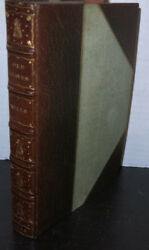 Charles Dickens Old Leaves from Household Words Printed 1860 Fine Binding Scarce