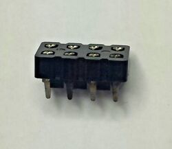 CEA 4BPCS 25 Crystal Socket Assembly for 4 HC 25 U crystals for experimenters $6.97