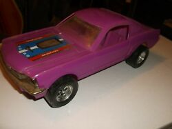 TOOTSIETOY 1965 FORD MUSTANG GT 350