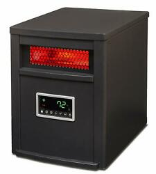 Efficient Space Heater Area Fast Floor Basement Eco Dorm Digital Cool Touch New $109.99