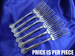ALVIN RALEIGH STERLING SILVER PLACE FORK - VERY GOOD CONDITION