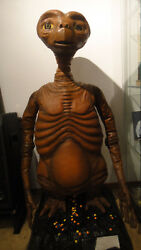 Life Size E.T. Artist's Proof The Extra Terrestrial ET Full Size Prop