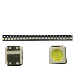 100Pcs 3228 SMD lamp beads 350mA for LED TV Backlight Strip BarRepair TV $12.59