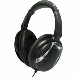 Maxell Bass 13 Headphones - Stereo - Wired - Over-the-head - Circumaural - Black $11.99