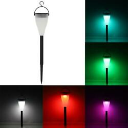 New Color Changing Solar Lights Lamp Outdoor with 7 Colors and 3 Light Modes $5.99