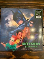 Batman Forever Soundtrack Limited Colored Vinyl LP NEWSEALED Urban Outfitters