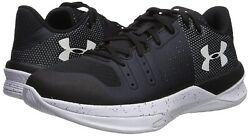 NWOB Under Women#x27;s Armour UA Block City Volleyball Shoes 1290204 010 SZ 6.5 $90.88