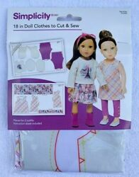 Simplicity Sewing Pattern 18