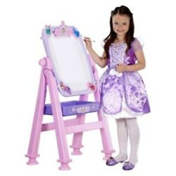 Disney Sofia the First Deluxe 2 in 1 Royal Easel and Vanity Mirror