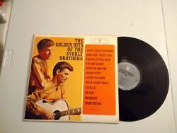 The Golden Hits of The Everly Brothers $9.50