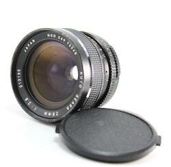SEARS Wide Angle 28mm F2.8 Lens For M42 PENTAX Screw Mount $149.00