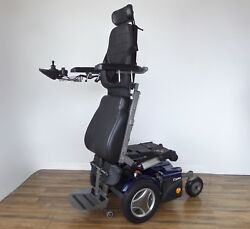 Permobil C500 standing wheelchair - LOADED All power VS seating lights pack