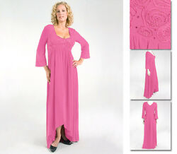 NEW Zaftique ADRIANNA DRESS Magenta 1Z 3Z 4Z Womens 16 24 28 XL 1X 3X 4X