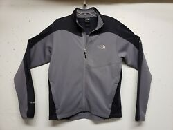 THE NORTH FACE TKA STRETCH Flight Series  JACKET GRAY MED WEIGHT Men's Large