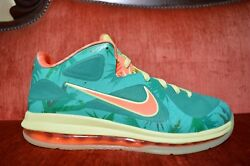 NEW Nike Air Lebron 9 Low Reverse Palmer PE PROMO SAMPLE Size 11 36 OF 60