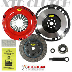 STAGE 2 FULL FACE CLUTCH amp; X LITE FLYWHEEL KIT 1992 1993 INTEGRA YS1 CABLE $149.37