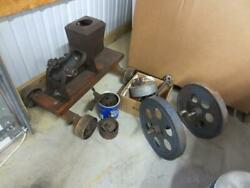 Antique Stover Type K Hit Or Miss Engine  $700.00