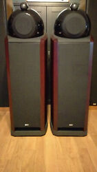 B&W BW Bowers and Wilkins 802 Nautilus Speakers. Mint Condition!  Factory Boxes