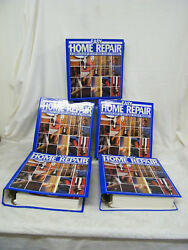 Vintage Easy Home Repair A Complete Step-By-Step Guide To Do-It-Yourself