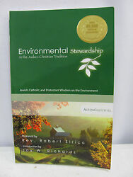 Environmental Stewardship in the Judeo-Christian Tradition $3.00