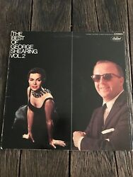 GEORGE SHEARING LP - The Best Of George Shearing Vol. 2 LP - SKAO-139