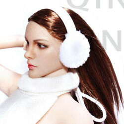 16 Female Earmuffs White Ear Warmers For 12