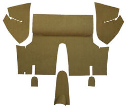 Trunk Mat for 1971 1973 Ford Mustang Coupe Trunk Kit Floor Only Nylon $186.99