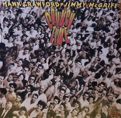 Crunch Time CD by Hank Crawford & Jimmy McGriff  1999 EXCELLENT COND  FREE SHIP